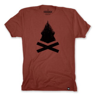 Pinetop Rust T-Shirt