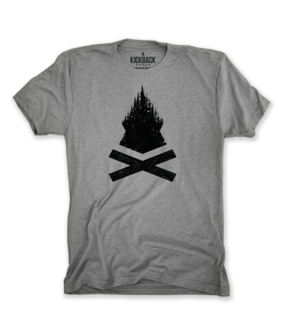Treetop Gray T-Shirt
